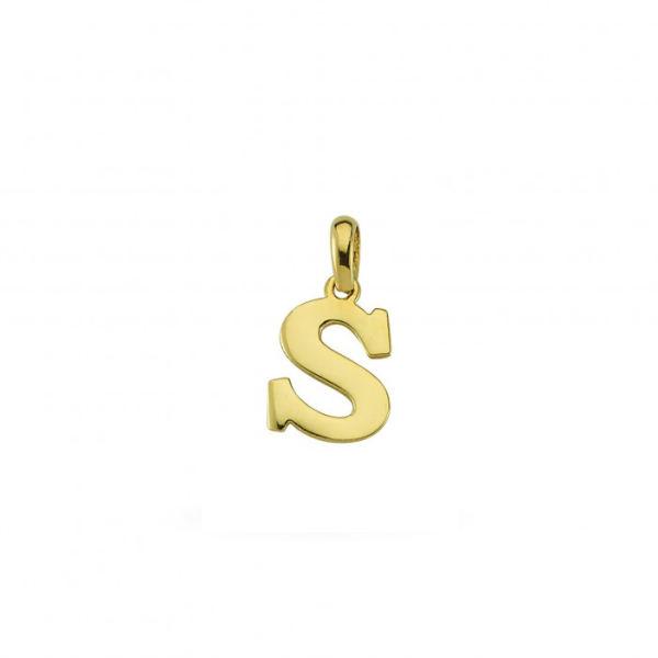 آویز گردنبند طلا حروف