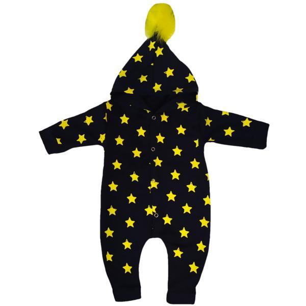 سرهمی نوزادی طرح ستاره