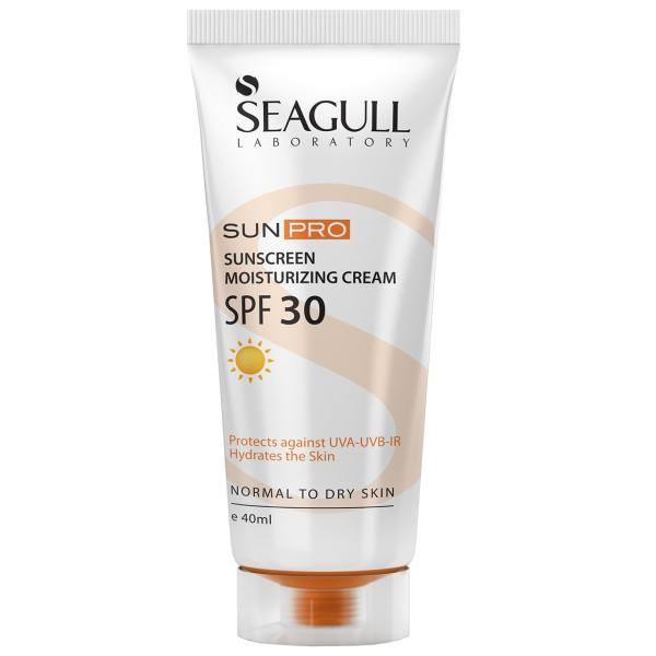 کرم ضد آفتاب و مرطوب کننده سی گل مدل Sunpro